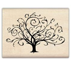 Filagree Tree. Maybe a thigh tattoo?