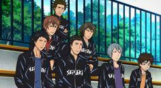Days (TV) soccer anime