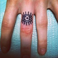 finger tattoo this is awesome!