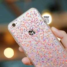 Fairy Pastel - Phone case, Glitter case for iPhone 6,6S | 6Plus,6SPlus by MondayEighthBrand on Etsy https://www.etsy.com/listing/151441884/fairy-pastel-phone-case-glitter-case-for