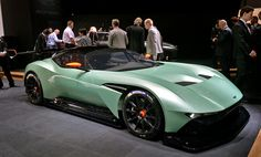 Aston Martin Vulcan #astonmartin #supercar #salonediginevra #novità2015
