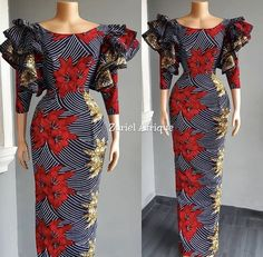 African Dresses For Kids, Latest African Fashion Dresses, African Dresses For Women, African Print Fashion, African Attire, Women's Fashion Dresses, Ankara Fashion, Fashion Suits, Fashion Women