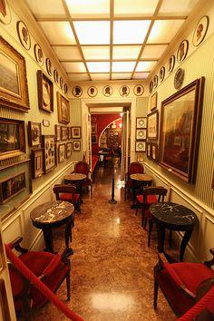 Cafe Greco, Rome