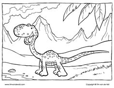 knabstrupper hengst dinosaur coloring pages | 9 Best Dinosaur Printables images | Dinosaur printables ...
