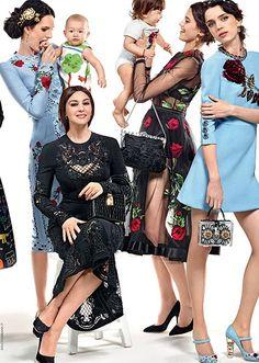 Duchess Dior: Dolce & Gabbana Fall/Winter 2015 Campaign