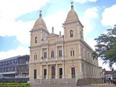 Blog do Oge: Catedral de Nazaré da Mata é arrombada e peças sac...