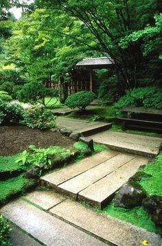 asian garden  #JapaneseGardens