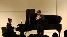 Halsey Stevens Trumpet Sonata Movement 1