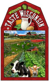Taste Wisconsin - Agriculture Lesson for 4th Grade