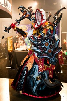 World Of Warcraft Cosplay: W.O.W. Indeed! - Mindhut - SparkNotes