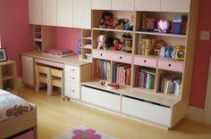 Room designed for toddler/kid