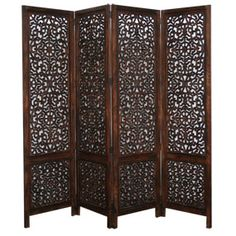 Dali 4 Panel Screen from Divider, Honeymoon Suite, Big Vases, Mantle Piece, Furniture Manufacturers, My Room, South Africa, Interior Decorating, Sweet Home