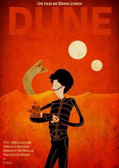 Dune (by Matthew Griffin)