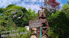 Caneva World 2019 Mini Black Hole (Tunnel 1) 360° VR Onslide Aqua, Music Clips, Vr, Mini, Youtube, World, Black, Water, Black People