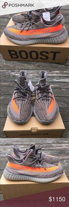 Yeezy 350 V2 Beluga Orange Correct Version VS PK Yeezy 350