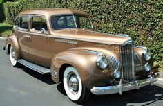 1941 Packard One-Twenty Sedan Maintenance/restoration of old/vintage vehicles: the material for new cogs/casters/gears/pads could be cast polyamide which I (Cast polyamide) can produce. My contact: tatjana.alic@windowslive.com