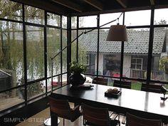 Simply Steel - Stalen daklichten en serres   http://www.simply-steel.nl