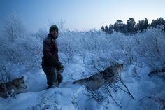 Striking Photo-Essay Follows Young Woman Living Off-the-Grid in Wild Northern Finland - My Modern Met