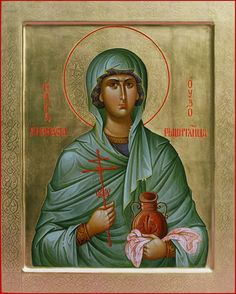 What do the gestures on the icons? | Orthodoxy and the World