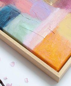 Esther Gemser Art | Be brave | gezien bij Vt wonen Seth Godin, Pastels, Close Up, Brave, Abstract, Art, Modern Art, Summary, Art Background