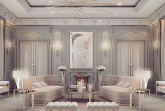Modern lobby yabu google search via mizner lobby for Top 10 interior design companies dubai