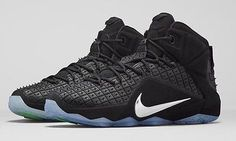 """Nike Lebron 12 Ext """"Rubber city"""""""