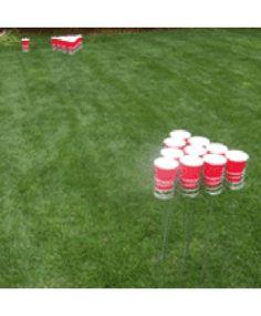 Yard Pong Beer Holder Set of 4