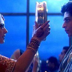 #KarwaChauth #ABPweddings  Source: karwachauth.com Image Source: Kabhi Khushi Kabhi Gum Wedding Trivia, Movie Dialogues, Bengali Wedding, Wedding Rituals, Songs, Movies, Pictures, Image, Films