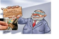 O Governo Temer irá acabar com Cartões Corporativo, o Brasil apoia essa ideia...: Gastos com cartão corporativo no governo Lula e Di...