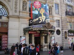 Buy The 39 Steps tickets at London Stage Tickets The 39 Steps, Theater Tickets, London Theatre, Broadway