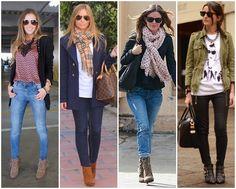 calça jeans com bota - Blog Sutileza Femimina