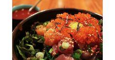 Hwae Dup Bap Korean Chirashi Sashimi Salad Recipe