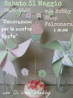 decorazioni per feste http://elicreashabby.blogspot.com/2014/05/voglia-di-mare.html?spref=fb