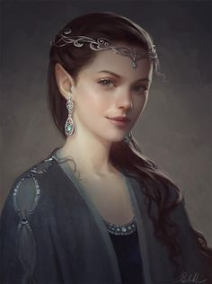 Almost looks like Arwen