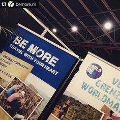 We staan vandaag op de Buitenland Beurs in de Jaarbeurs in Utrecht!! Je kunt gratis naar binnen dus zien we je morgen?! #bemore #worldmapping #vrijwilligerswerk #reizen #ontdekken #beurs #buitenlandbeurs #utrecht #jaarbeurs by worldmapping