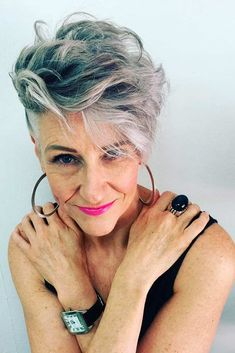 70 Hot Hairstyles For Women Over 50 | LoveHairStyles.com