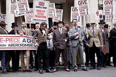 Save Savile Row! Sign the petition