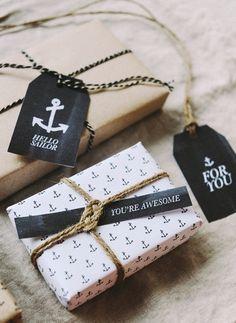 nautical wrap
