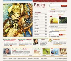 E-card Online SWiSH Templates by Jaguar