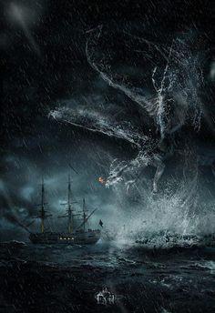 Water Dragon!