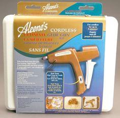 Aleene's Ultimate Glue Gun.  I love this glue gun.