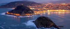 Workaway in Spain. Enjoy the European Capital of Culture 2016 and help in our hostel in San Sebastian, Spain Spain Tourism, San Sebastian Spain, Tourist Information, Natural Park, Basque Country, France, City Beach, Most Visited, Best Cities