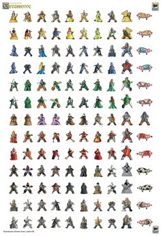 Customize your Carcassone's meeples