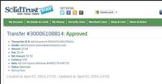 Ad Click Xpress Withdrawal Proof no 24d I am getting paid daily at ACX and here is proof of my latest withdrawal. This is not a scam and I love making money online with Ad Click Xpress. Here is my Withdrawal Proof from Ad click Xpres. I get paid daily and I can withdraw daily. Online income is possible with ACX, who is definitely paying - no scam here. I WORK FROM HOME less than 10 minutes and I manage to cover my LOW SALARY INCOME. If you are a PASSIVE INCOME SEEKER, then Ad Click Xpr...