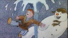 Father Christmas, Christmas Movies, Xmas, Raymond Briggs, Snowman Quilt, English Christmas, Ocean Deep, Children's Picture Books, Animation Film