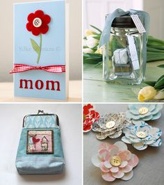 Luulla Handmade Blog » Blog Archive » Get Crafty for Mother's Day