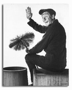 When I was 5, I had a total crush on Burt the Chimney Sweep <3