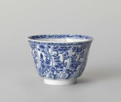 Cup  AK-RBK-15811-D-1 Creation Artist  Anonymous Place  China Dating  c. 1662 - c. 1722