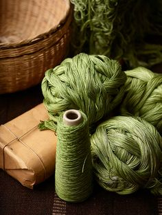 Passementerie ~ It all starts with Green . Go Green, Green And Brown, Green Colors, Olive Green, Colours, World Of Color, Color Of Life, Couleur Chartreuse, Color Style