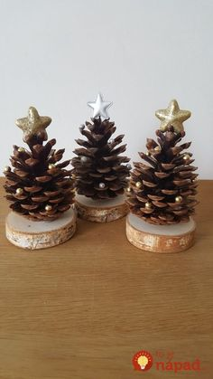 unglaublich Donut with donuts instead of expensive shop furnishings: 21 beautiful ideas for the Advent creation love the whole family!